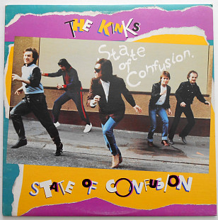 The Kinks ‎– State Of Confusion