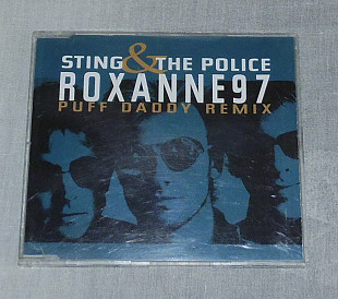 Компакт-диск Sting & The Police ‎– Roxanne '97 (Puff Daddy Remix)