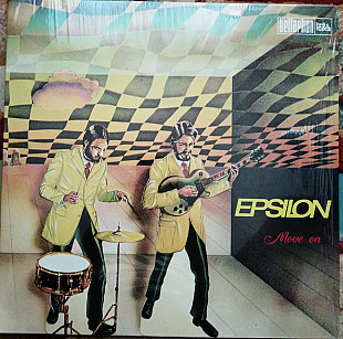 Epsilon ‎– Move On -1971
