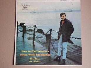 Gerry And The Pacemakers ‎– Ferry Cross The Mersey (Capitol Records ‎– T 6111, Canada) EX/EX