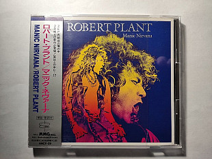 Robert Plant ‎– Manic Nirvana (Japan)