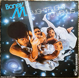 Boney M. ‎– Nightflight To Venus (G/F/+postcard's) 1978 Hansa Ger NM-/EX+