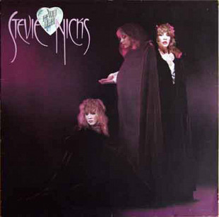 STEVIE NICKS (ex-Fleetwood Mac) The Wild Heart 1983 Ger WEA NM\NM OIS