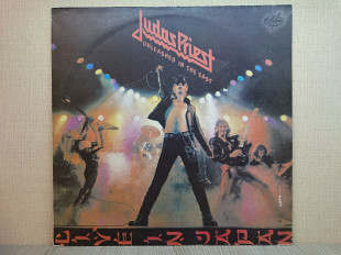 Виниловая пластинка Judas Priest - Unleashed In The East Live In Japan