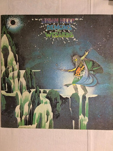 Uriah Heep - Demons and Wizards LP SNC Records 1992