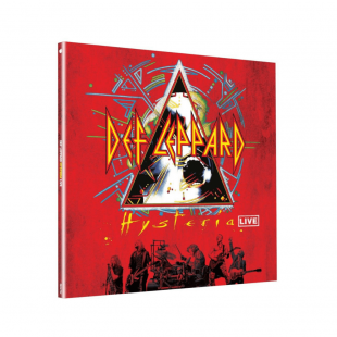 Def Leppard - Hysteria Live.