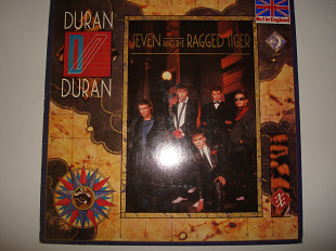 DURAN DURAN-Seven and the ragged tiger 1983 Electronic, Rock, Pop Synth-pop
