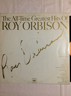 Roy Orbison - The All-Time Greatest Hits Of Roy Orbison LP CBS NM\NM