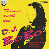 DJ BoBo - Dance With Me (1993) NM/NM
