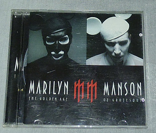Компакт-диск Marilyn Manson - The Golden Age Of Grotesque
