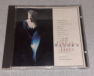 Фиpмeнный Sandra - 18 Greatest Hits