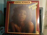 DONNA SUMMER ''GREATEST HITS''LP