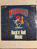 Puhdys ‎– Rock'N' Roll Music LP AMIGA 1976 (Неигранная)