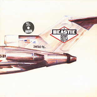 Beastie Boys ‎ (Licensed To Ill) 1986. (LP). 12. Vinyl. Пластинка. Europe. S/S. Запечатанное.