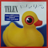 TELEX Looney Tunes 1988 USA Atlantic NM-\NM Sticker