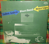 Peter Lipa & Lubos Andrst Blues Band - 1988 Blues Office - Supraphon