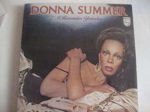 DONNA SUMMER A REMEMBER YESTERDAY GERMANY