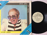 Elton John ‎– Honky Cat 1987 Mint (Элтон Джон - Городской Бродяга) LP Мелодия