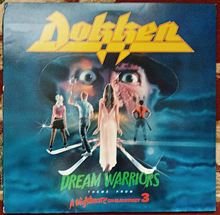 Dokken ‎– Dream Warriors (Theme From A Nightmare On Elm Street 3)