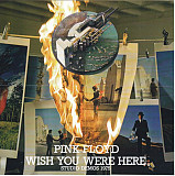 Пластинка PINK FLOYD -Wish You Were Here- 1975 *England pressing