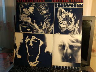 ROLLING STONES ''EMOTIONAL RESCUE''LP