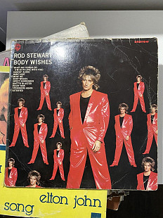 ROD STEWART-Body Wishes