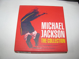 MICHAEL JACKSON - The Collection (2009 Sony Music 5CD BOX, EU)