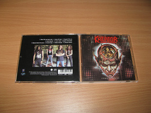 KREATOR - Coma Of Souls (1990 Sanctuary/Noise, UK)