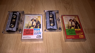 Modern Talking (The Best Of) 1985-87. (2MC). Кассеты. Takt Music. Poland.