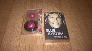 Blue System EX Modern Talking (X-Ten) 1994. (MC). Кассета. KM Records. Ukraine.