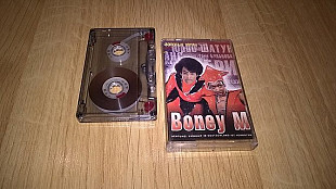 Boney M (Golden Hits) 1976-85. (MC). Кассета. Energy Records. Ukraine.