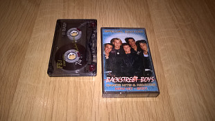 Backstreet Boys (Dance Hits & Remixes) 1996-2001. (MC). Кассета. Invisible Holahup. Russia. Буклет.