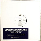 Justin Timberlake ‎– Like I Love You