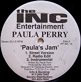 Paula Perry ‎– Paula's Jam / Reasons