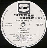 The Kreem Team ‎– Three Hots & A Cot