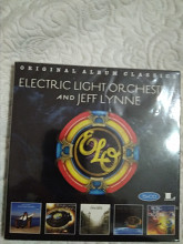 Cd Electric Light Orchestra box 5cd (запечатанный)