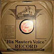 "Пластинка Beniamino Gigli (His Master's Voice DB. 3225, pub. 1937) 12"" Shellac 78 RPM Состояние! Но"
