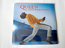 QUEEN Live At Wembley Stadium 3LP 2018