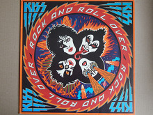 Kiss ‎– Rock And Roll Over (Casablanca ‎– NB 7006, Germany) insert NM-/NM-
