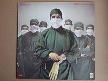 Rainbow ‎– Difficult To Cure (Polydor ‎– 2391 506, Holland) insert EX+/NM-