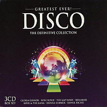 Various ‎– Greatest Ever! Disco