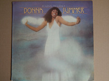Donna Summer ‎– A Love Trilogy (Groovy ‎– GR 9001, Holland) NM-/NM-