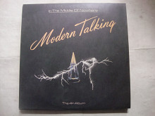 MODERN TALKING IN THE MIDDLE OF NOWHERE 4TH ALBUM BULGARIA