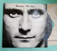 PHIL COLLINS - FACE VALUE / usa m/m-