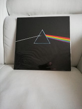 Пластинка PINK FLOYD the dark side of the moon АНГЛИЯ