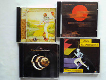 E.John, Mike Oldfield, Rick Wakeman, Jon & Wangelis. (4 CD диска)