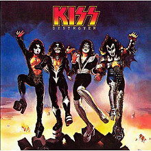 Kiss – Destroyer