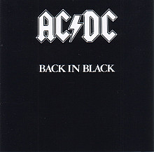 AC/DC – Back in black (1980)