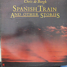 Chris de Burgh – Spanish train and other stories (1975)(made in Portugal)