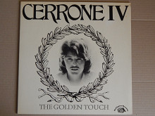 Cerrone ‎– Cerrone IV - The Golden Touch (Malligator ‎– 773 807, France) insert, mini-poster NM-/EX+
